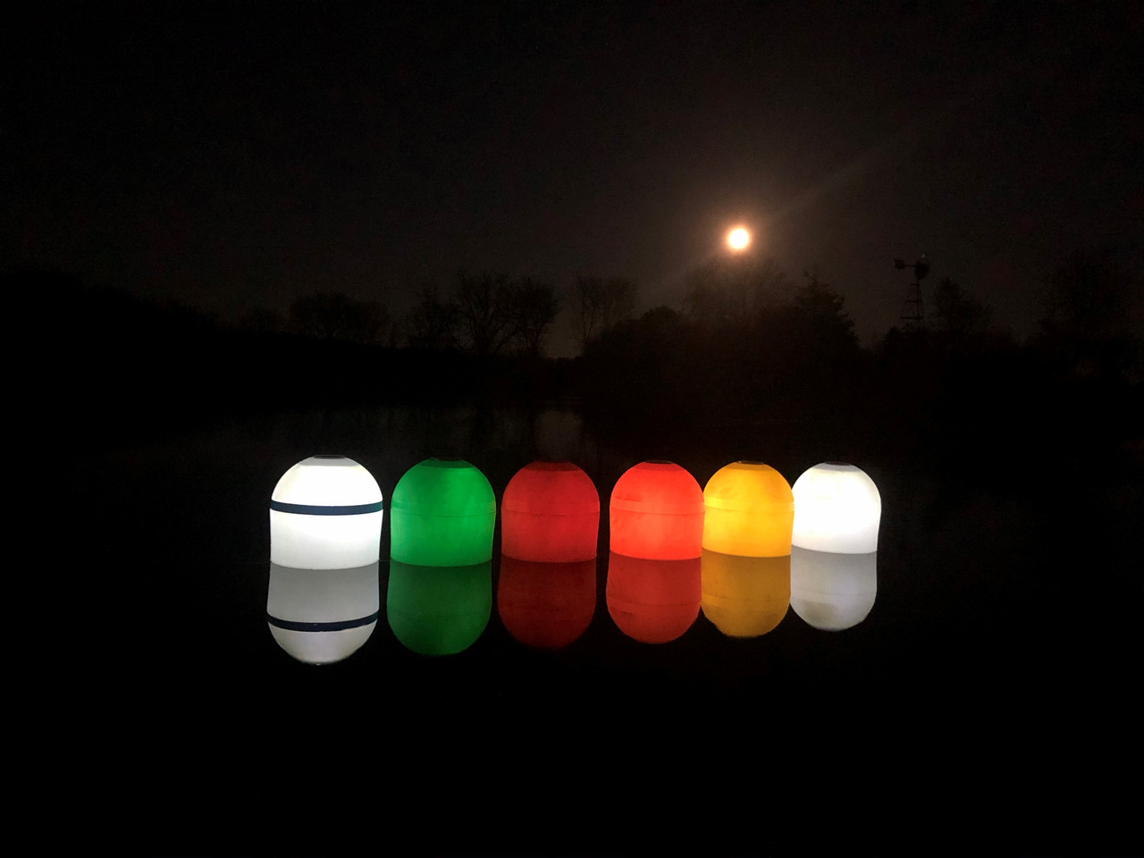 Best solar powered light up Buoys