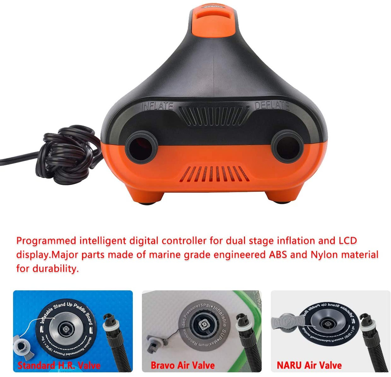 Best Electric air Pump For Inflatables