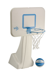 Pool Basektball Hoop - PoolSport Stainless - Portable Hoop