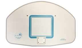 Junior Hoop Backboard - Pool Basketball Backboards