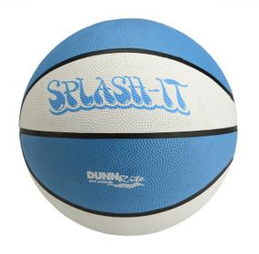"Regulation Clear Hoop  Ball  9"" dia - B170 - Pool Basketball & Volley Ball Parts"