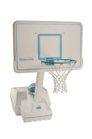 Pool Basektball Hoop - Splash and Slam - Portable Hoop