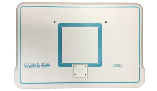 Splash & Slam Backboard - Pool Basketball Backboards