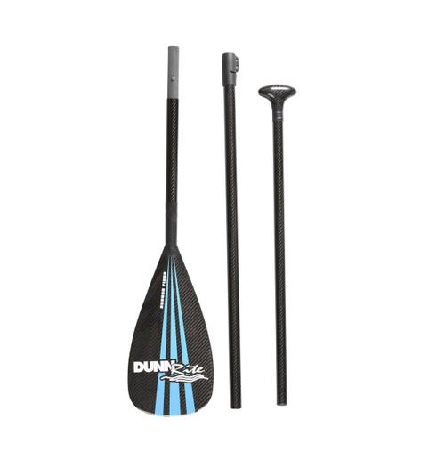 Carbon Fiber Adjustable Paddle Blue