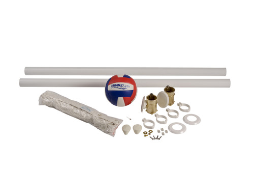 Pool Volleyball - DeckVolly - Deck Mounted
