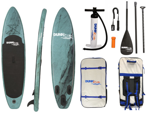 Green Marble  Inflatable SUP