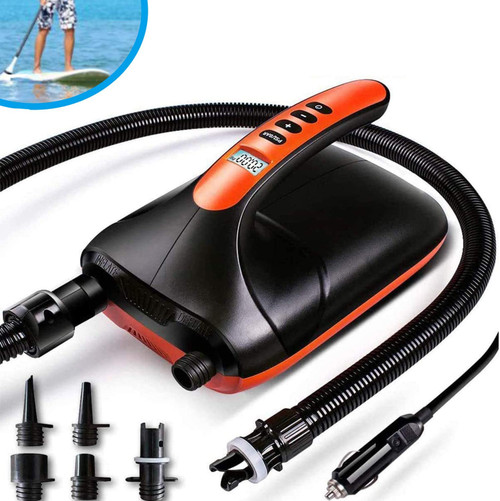 Electric Pump - Inflatable Paddleboards Inflatable Kayaks
