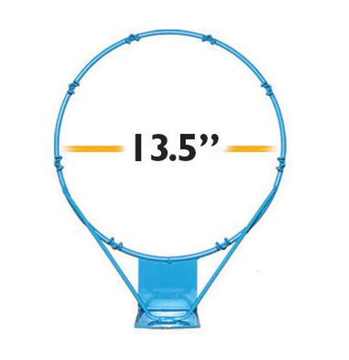 PoolSport/H20 Hoop Stainless 13.5 in - RIM555 - Pool Basketball Rims