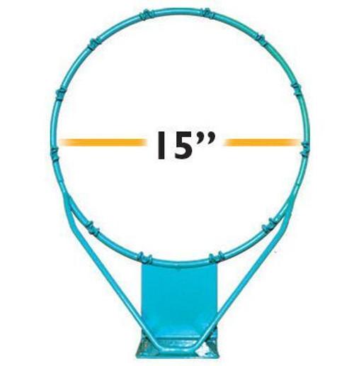 Jr. Hoop Stainless 15 in - RIM275 - Pool Basketball Rims