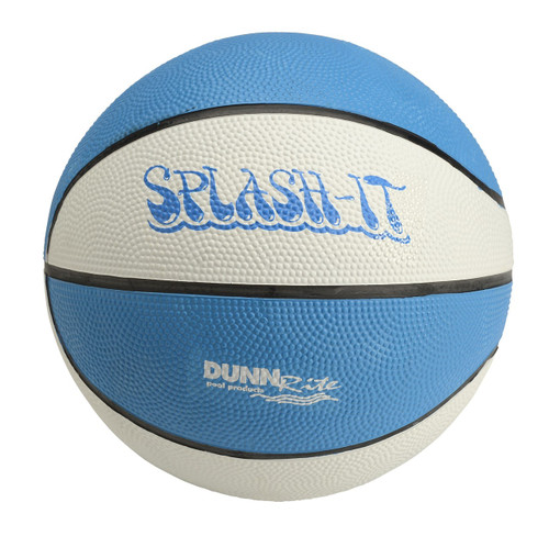 "Clear Hoop Jr. Mid-Sized Ball 8"" dia - B190 - Pool Basketball & Volley Ball Parts"