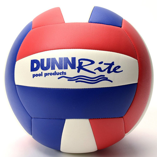 Red/White/Blue Volleyball - VB005 - Pool Basketball & Volley Ball Parts