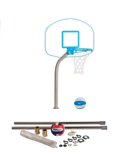 Shop Swimming Pool Basketball Hoop Combo Units - DunnRite ...