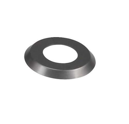 "1.90"" Gray  Escutcheon Ring (4.5"" O.D.) - FR1906-G - Pool Basketball & Volley Ball Parts"