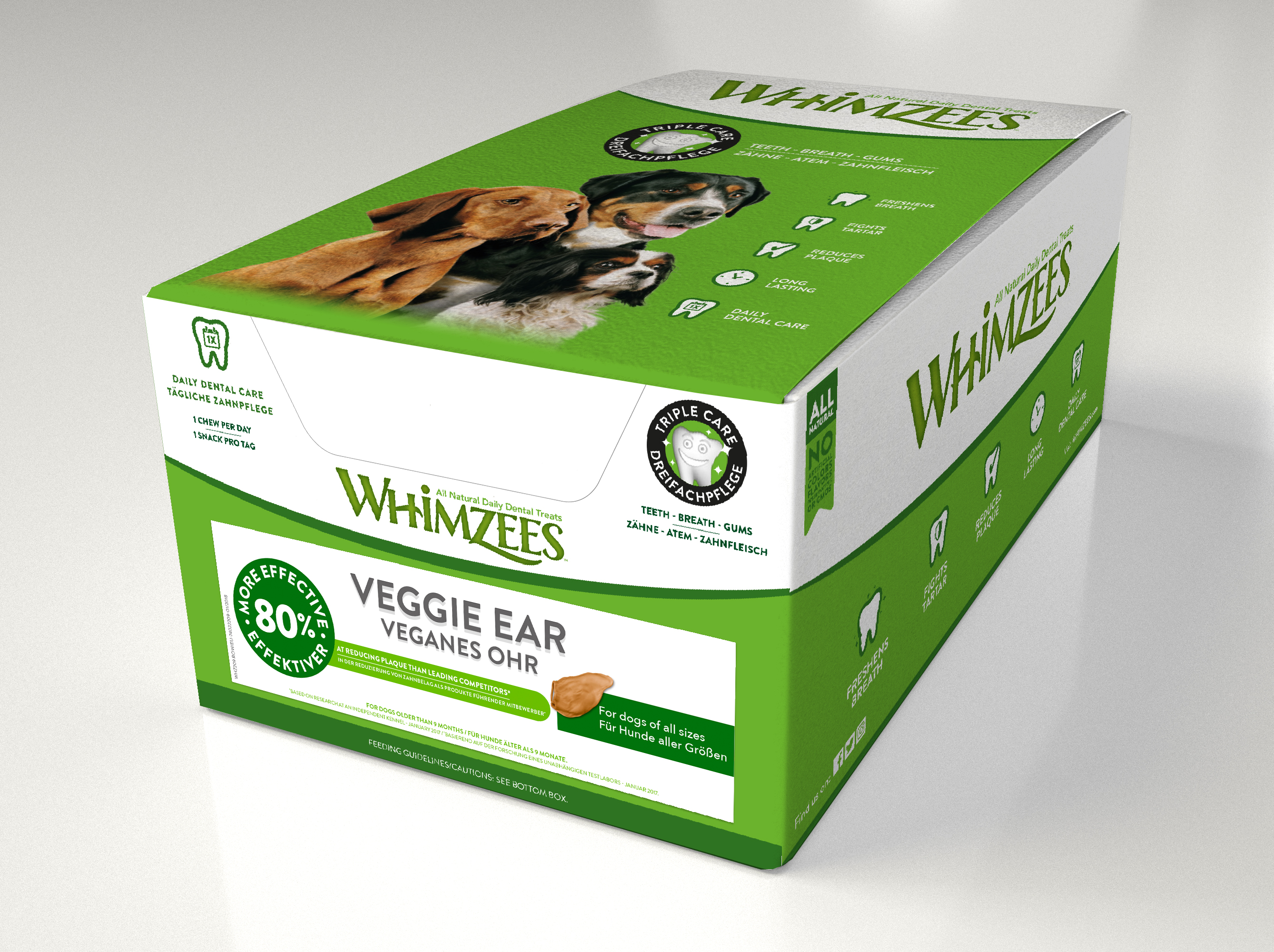 Veggie Ear Medium