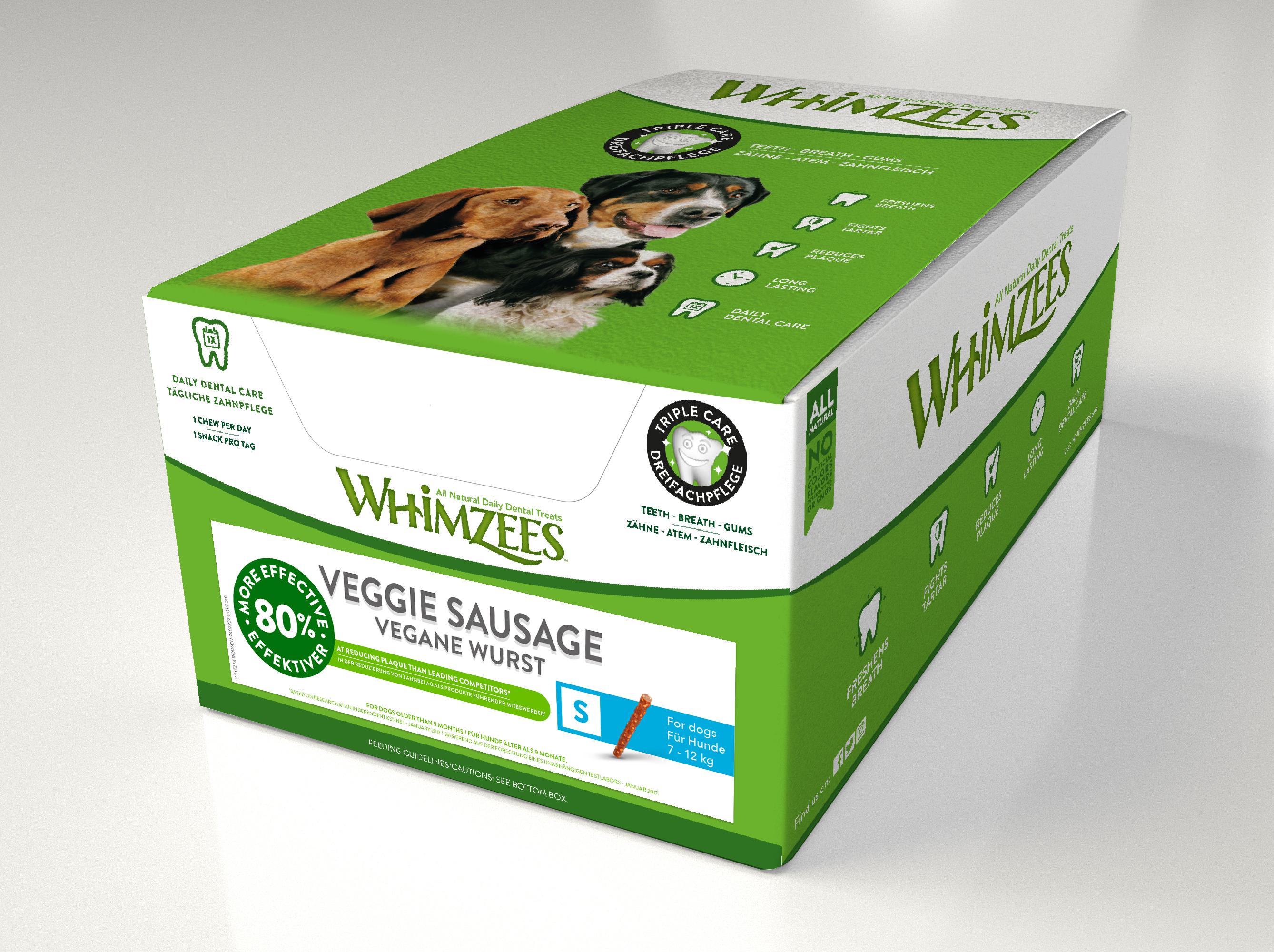 Veggie Sausage Small - Small