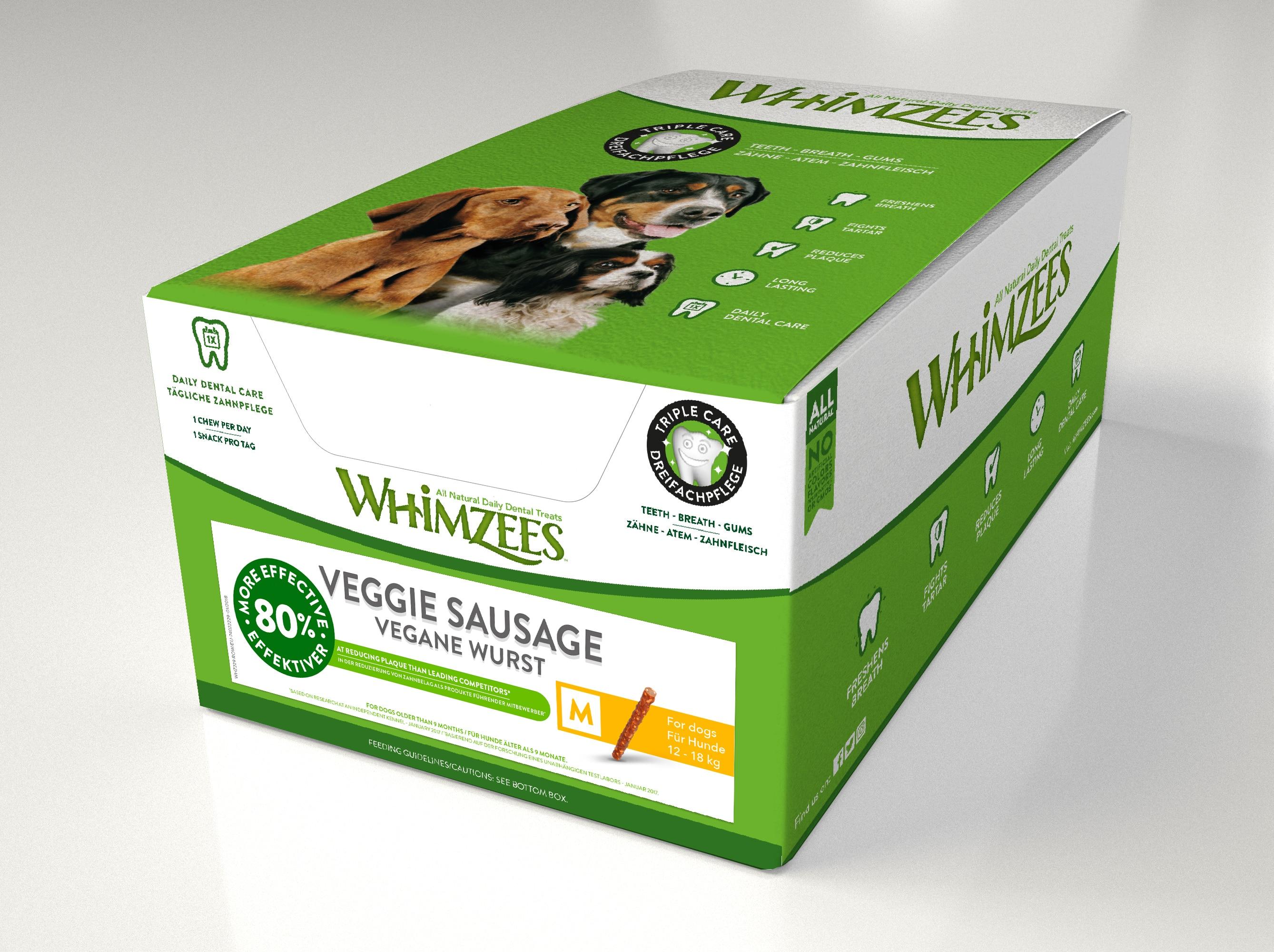 Veggie Sausage Small - Medium