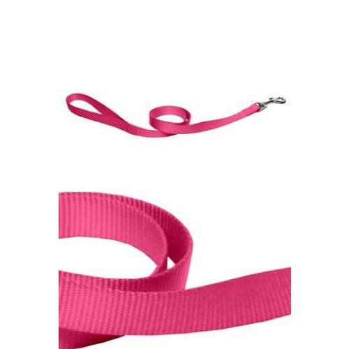 Koppel i nylon - Rosa Small, Rosa Medium