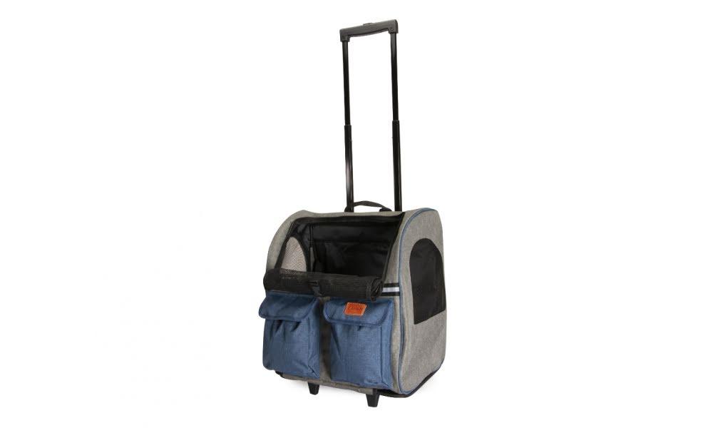 Transportväska hjul/ryggsäck