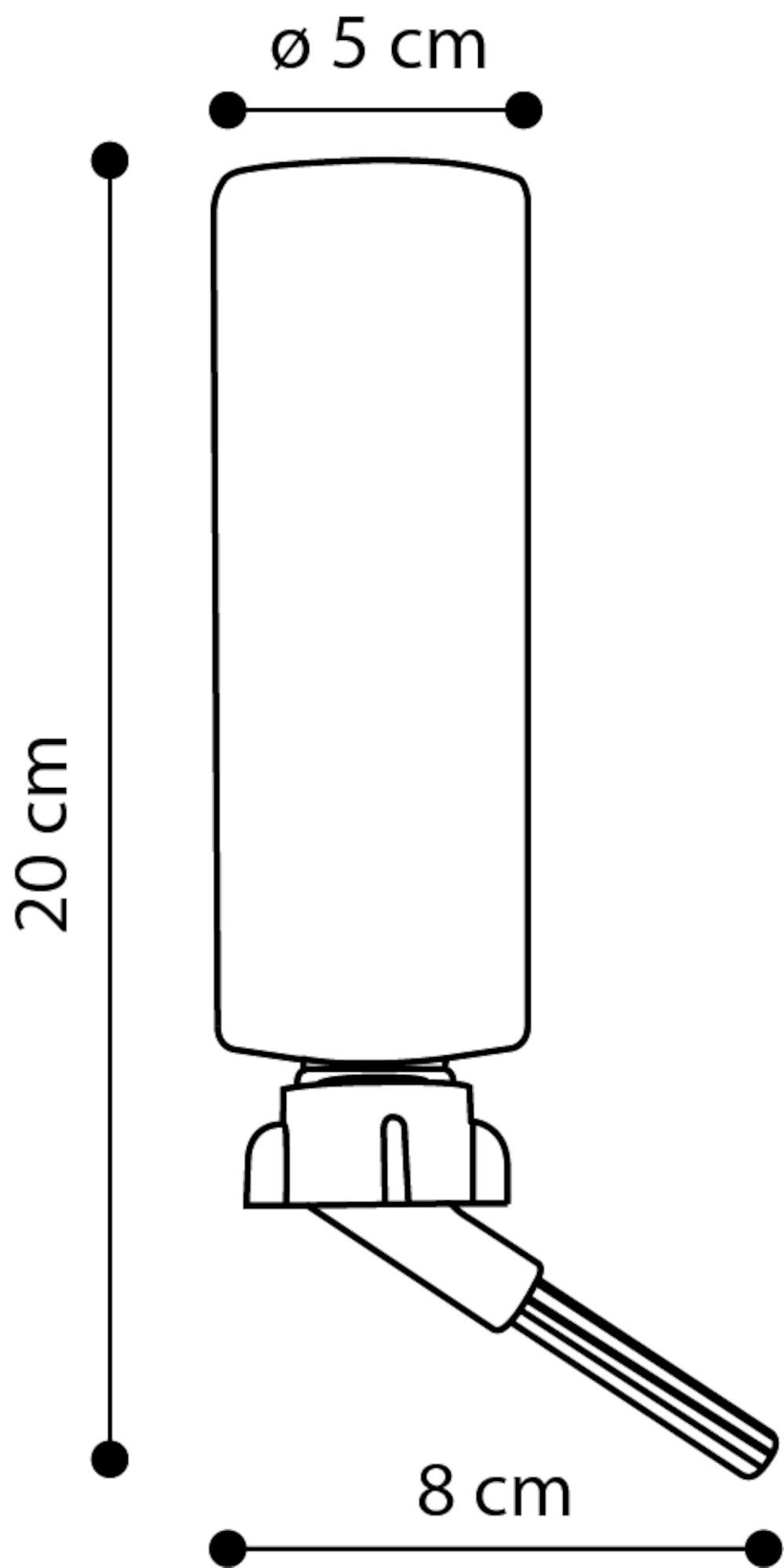 Vattenflaska för smådjur - 250 ml
