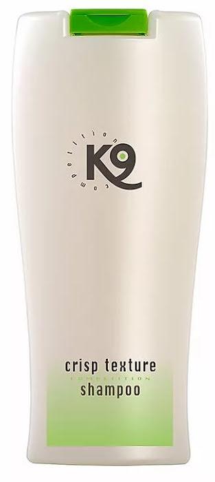 K9 Crisp Texture Schampo