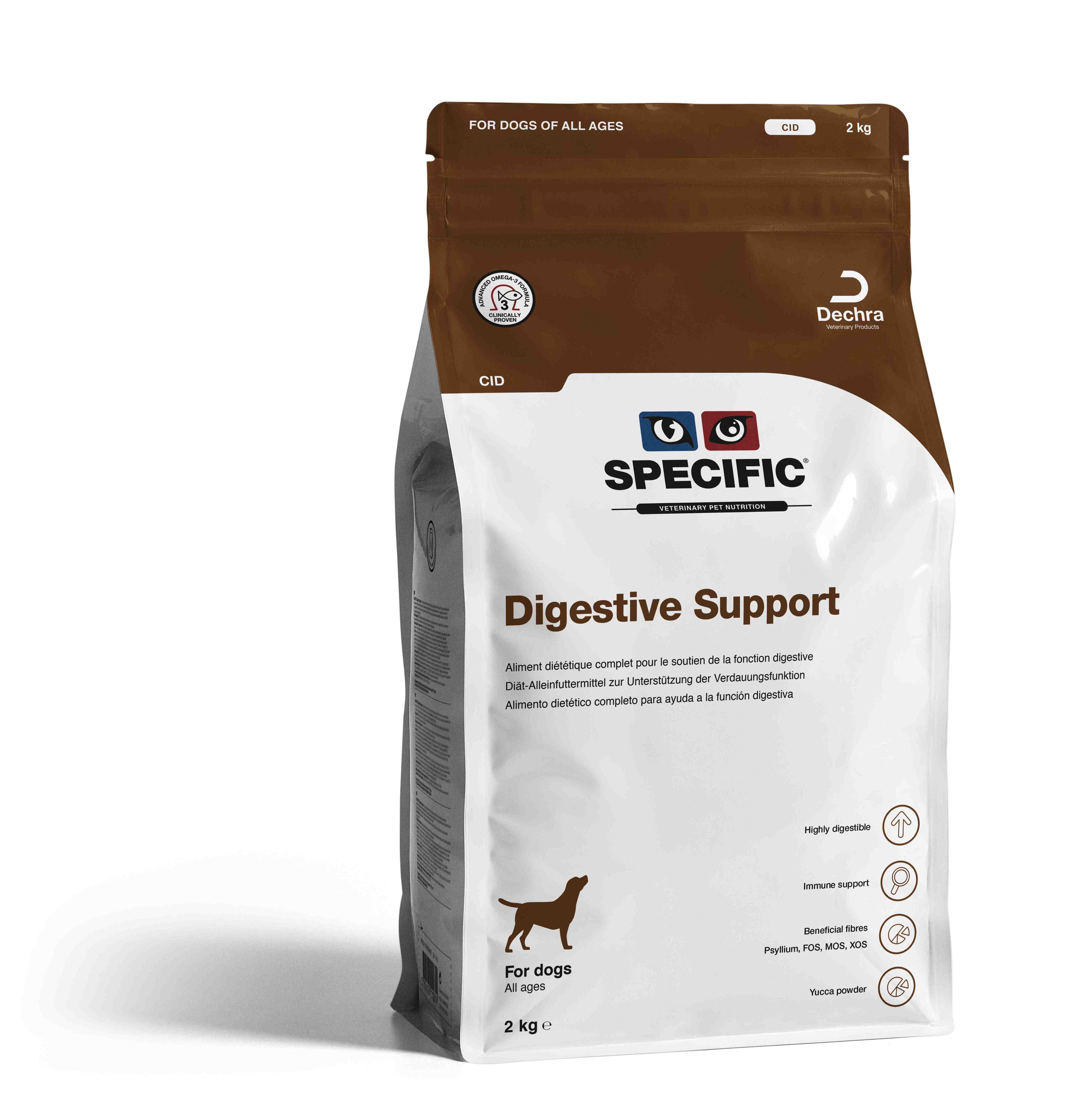 Digestive Support CID - 2 kg