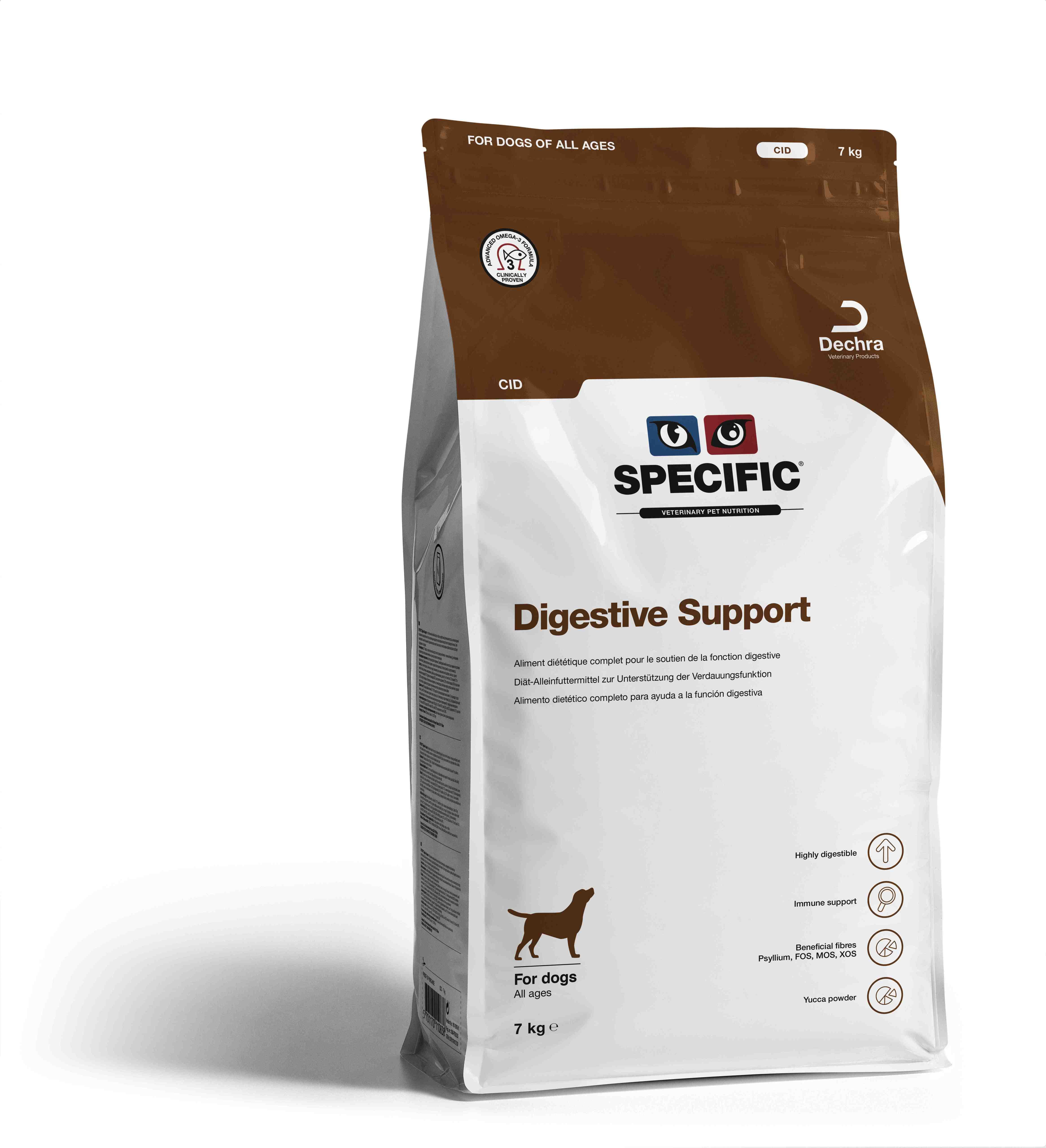 Digestive Support CID - 7 kg