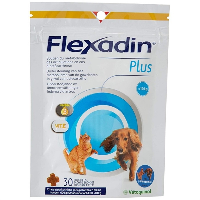 Flexadin Plus Min <10 kg