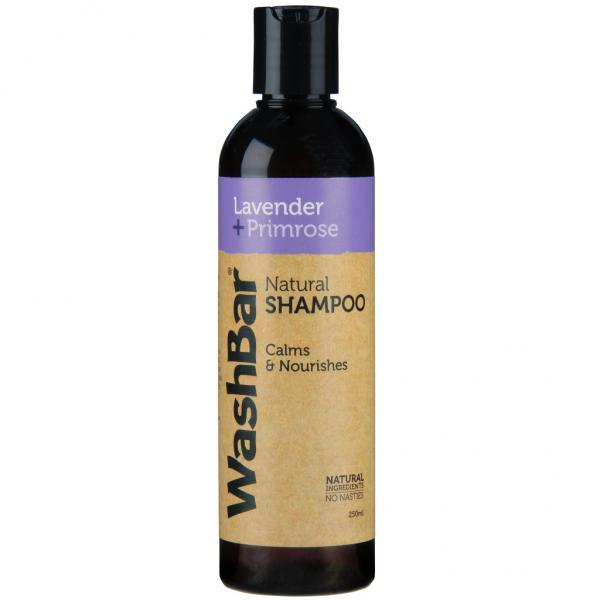 Schampo Lavender + Primrose