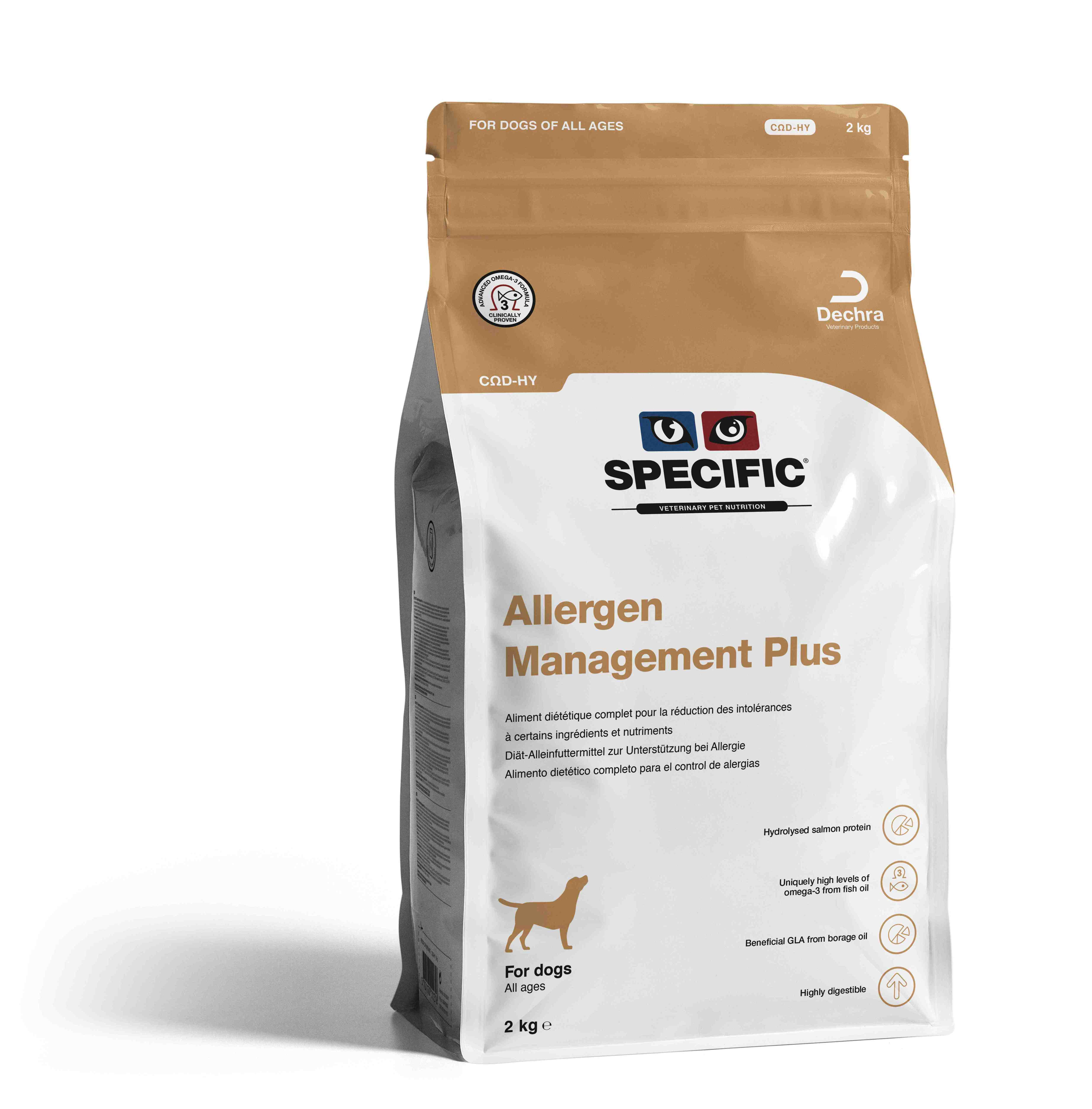 Allergen Management Plus COD-HY