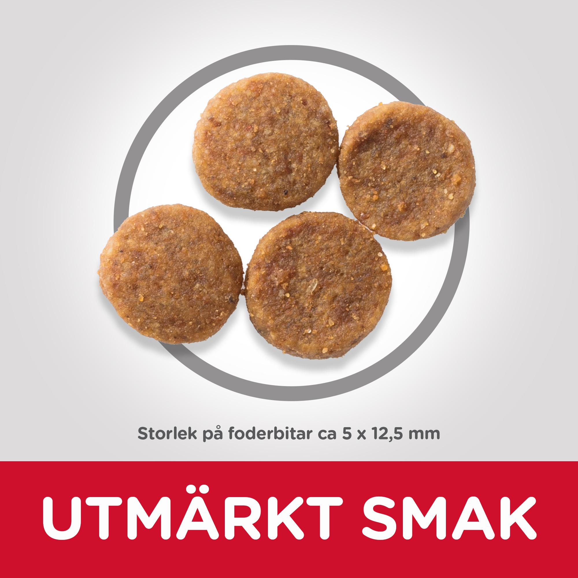 Adult Sensitive Stomach & Skin Medium torrfoder med kyckling