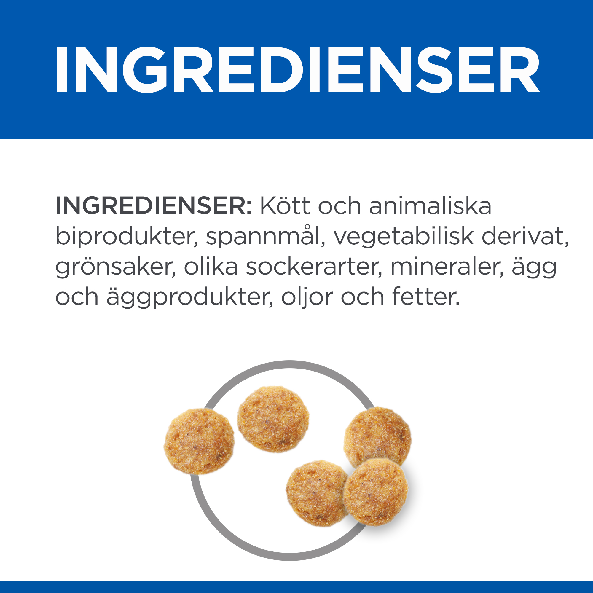 Senior Vitality Adult 7+ kattfoder med kyckling & ris
