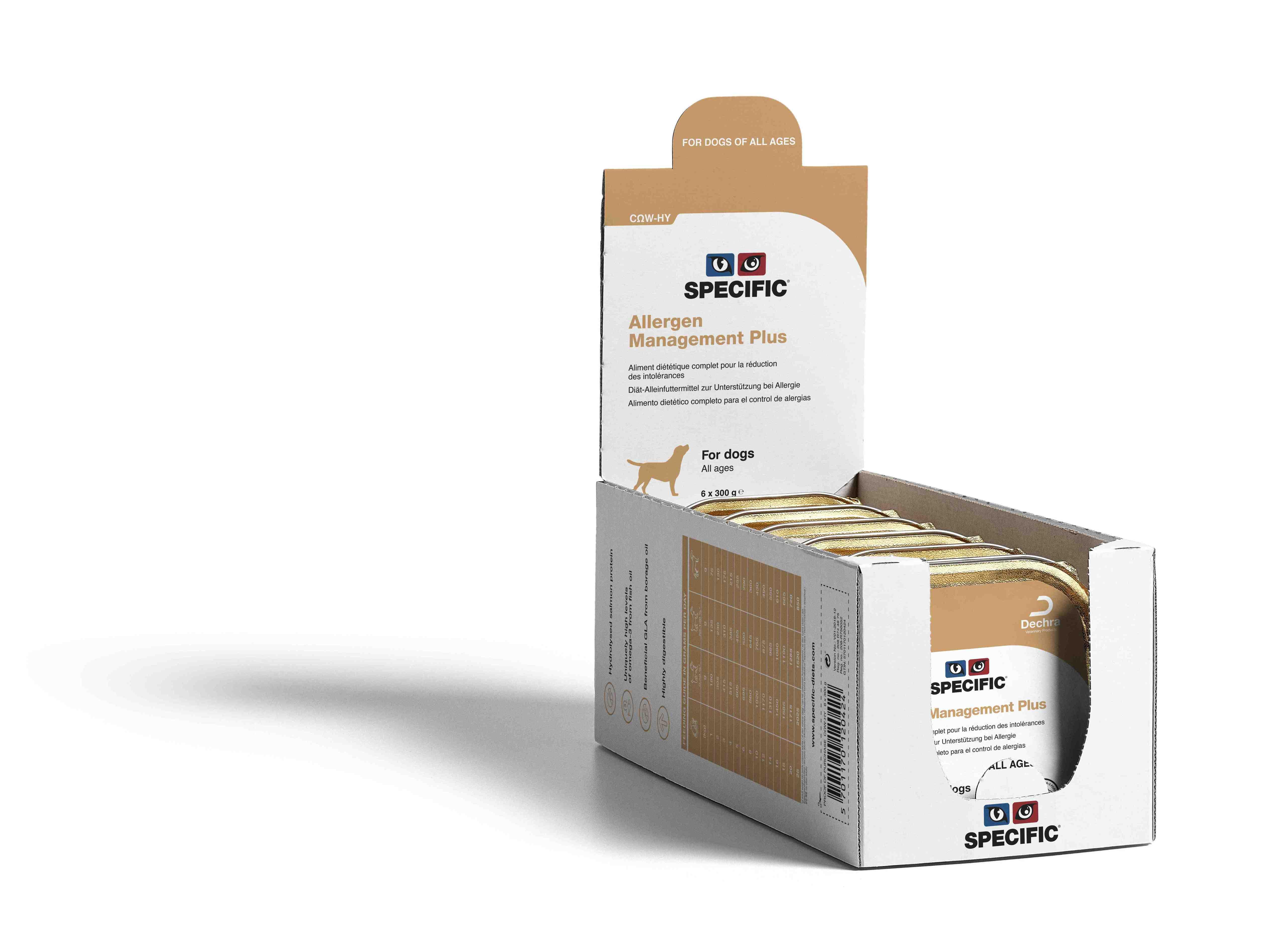 Allergen Management Plus COW-HY - 6x300g