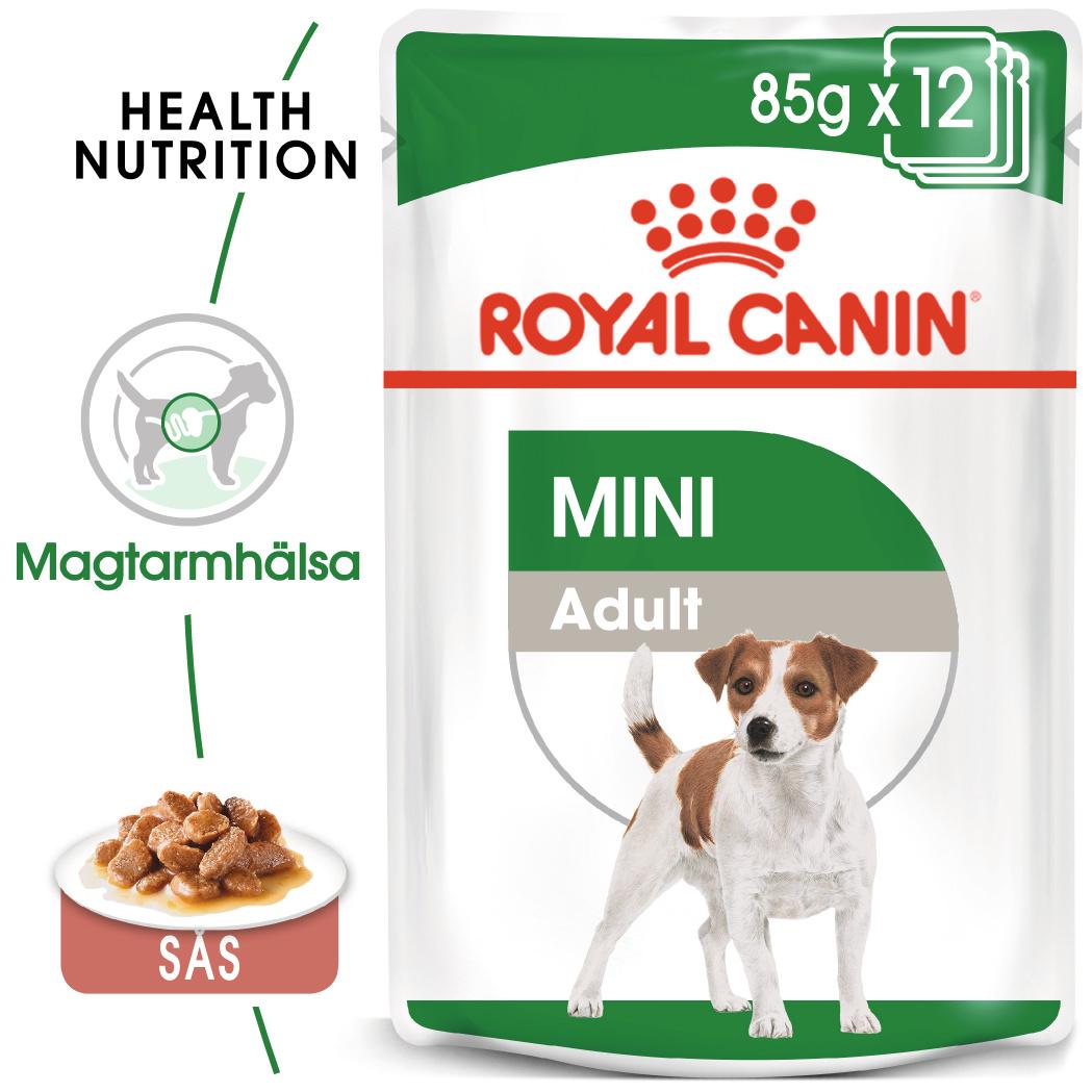 Mini Adult Våtfoder för hund