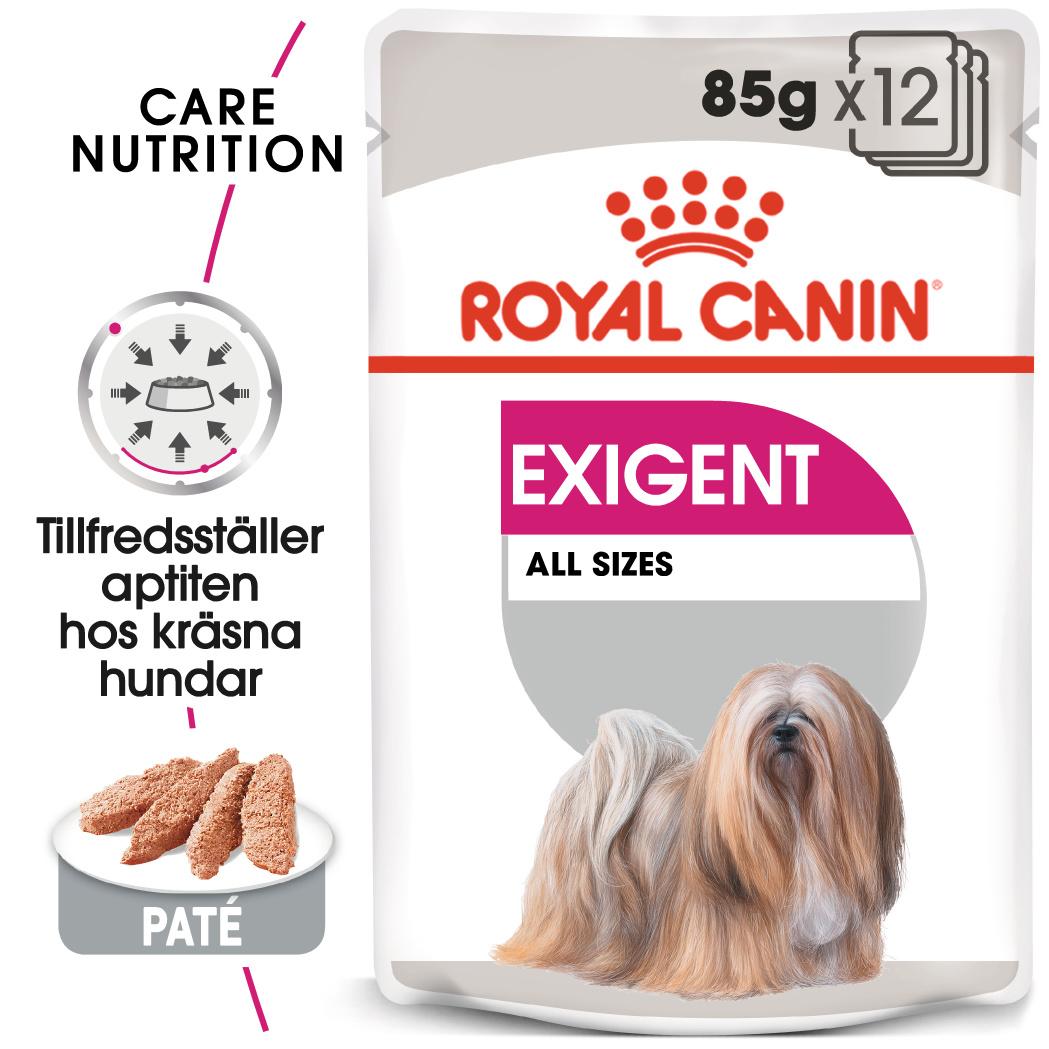 Exigent Adult Våtfoder för hund