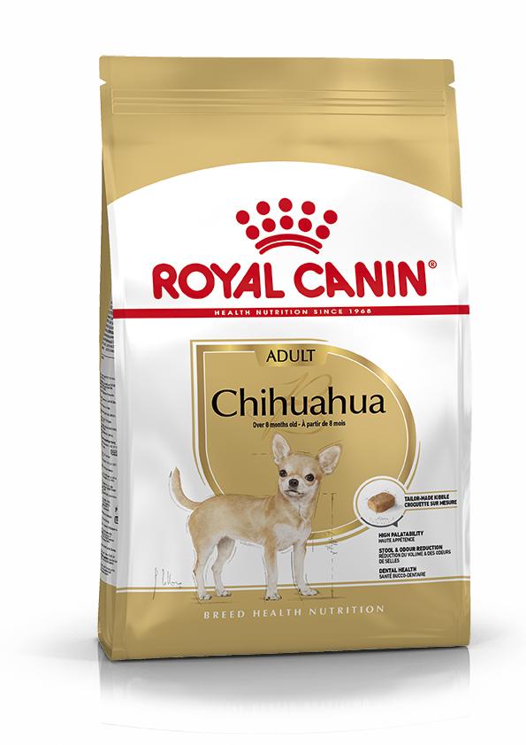 Chihuahua Adult Torrfoder för hund