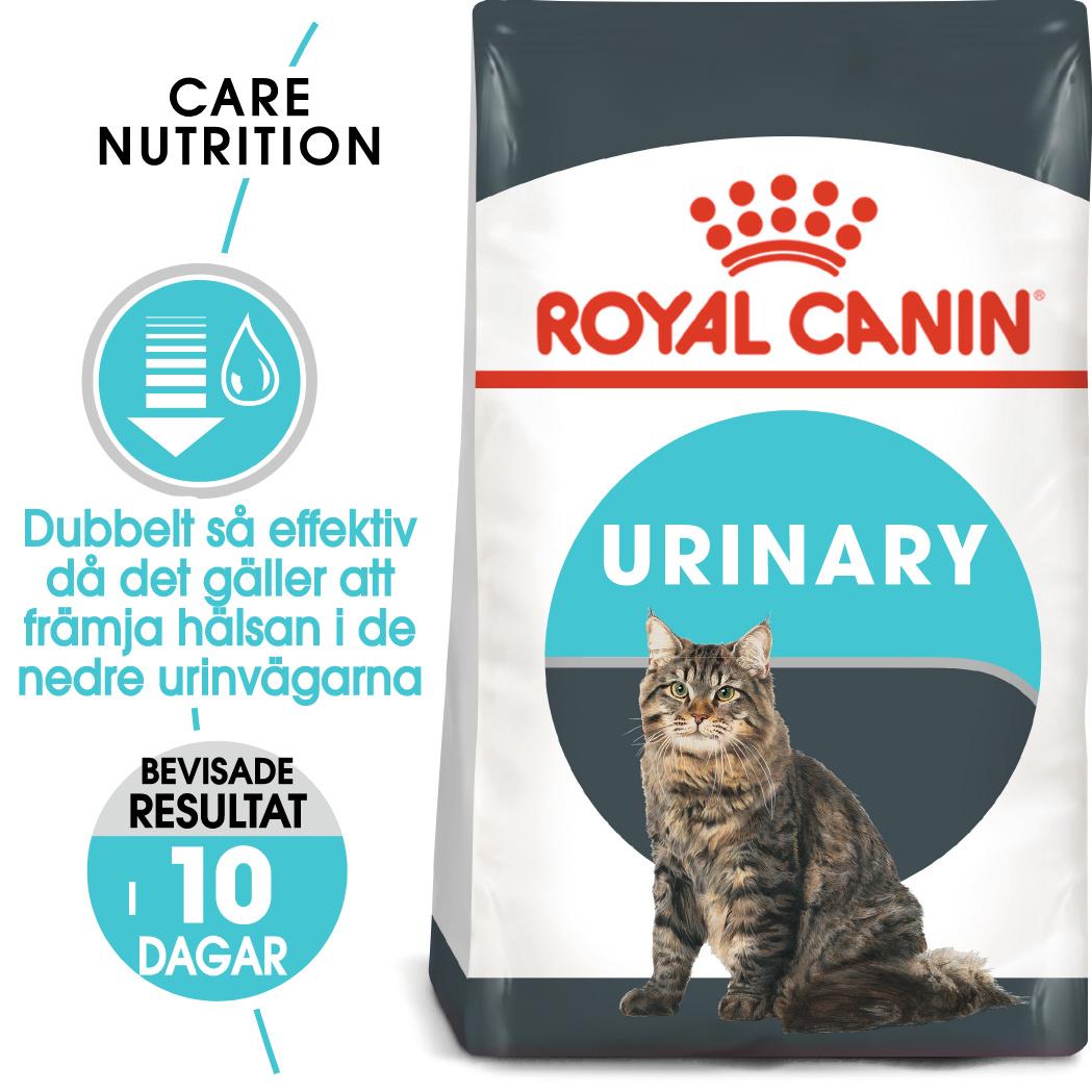 Urinary Care Adult Torrfoder för katt
