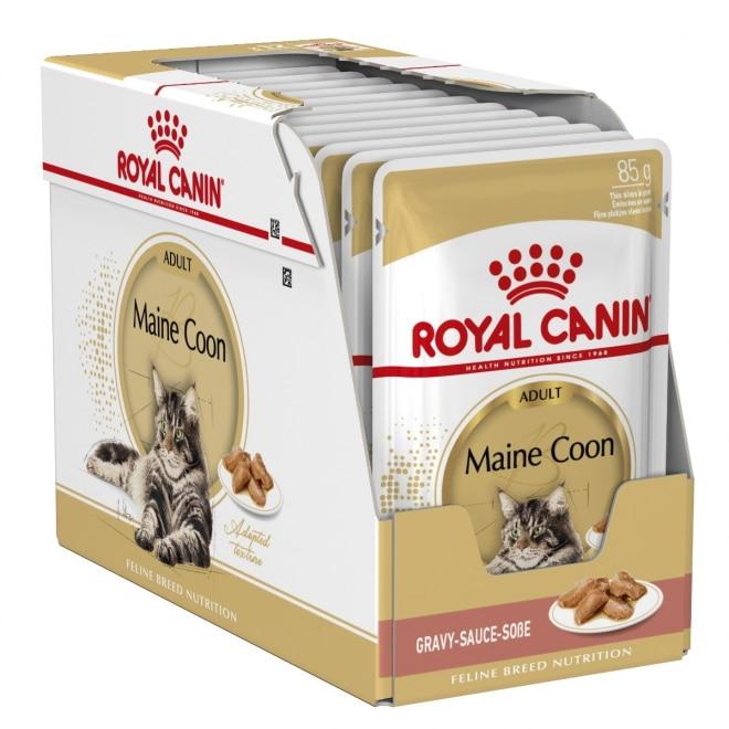 Maine Coon Adult Våtfoder för katt