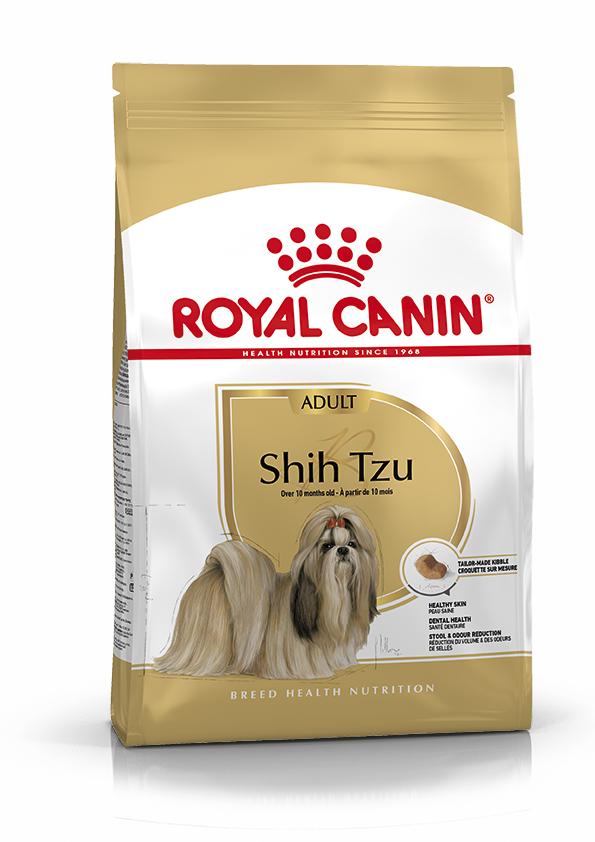 Shih Tzu Adult Torrfoder för hund