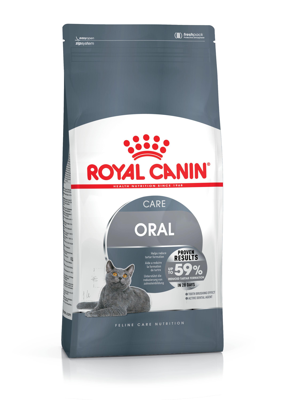 Oral Care Adult Torrfoder för katt