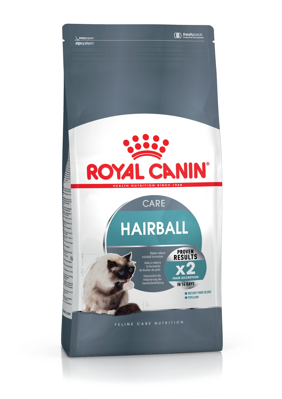 Hairball Care Adult Torrfoder för katt