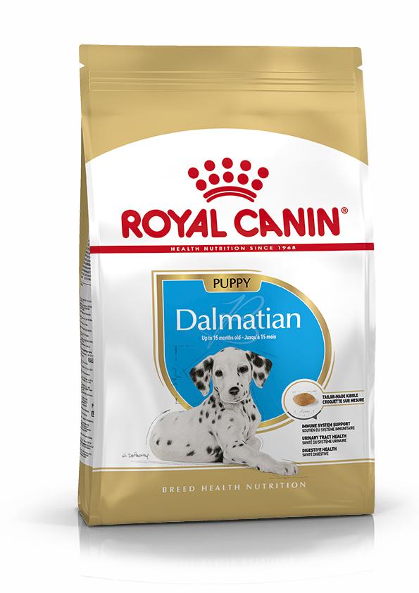 Dalmatian Junior Puppy Torrfoder för hundvalp