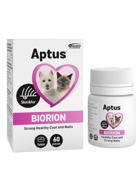 Biorion Tuggtabletter för Hud och Päls - 60 st tabletter
