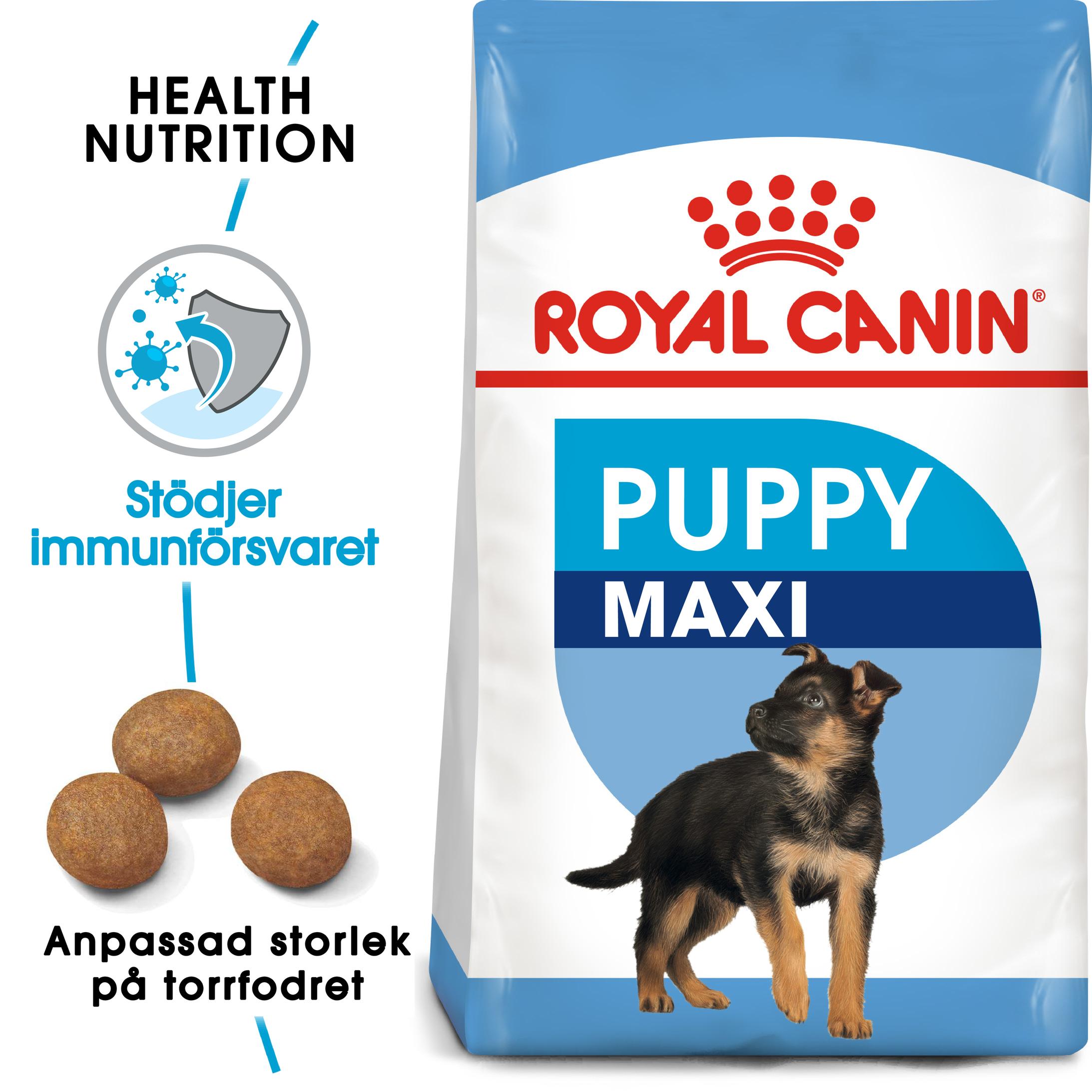 Maxi Puppy Torrfoder