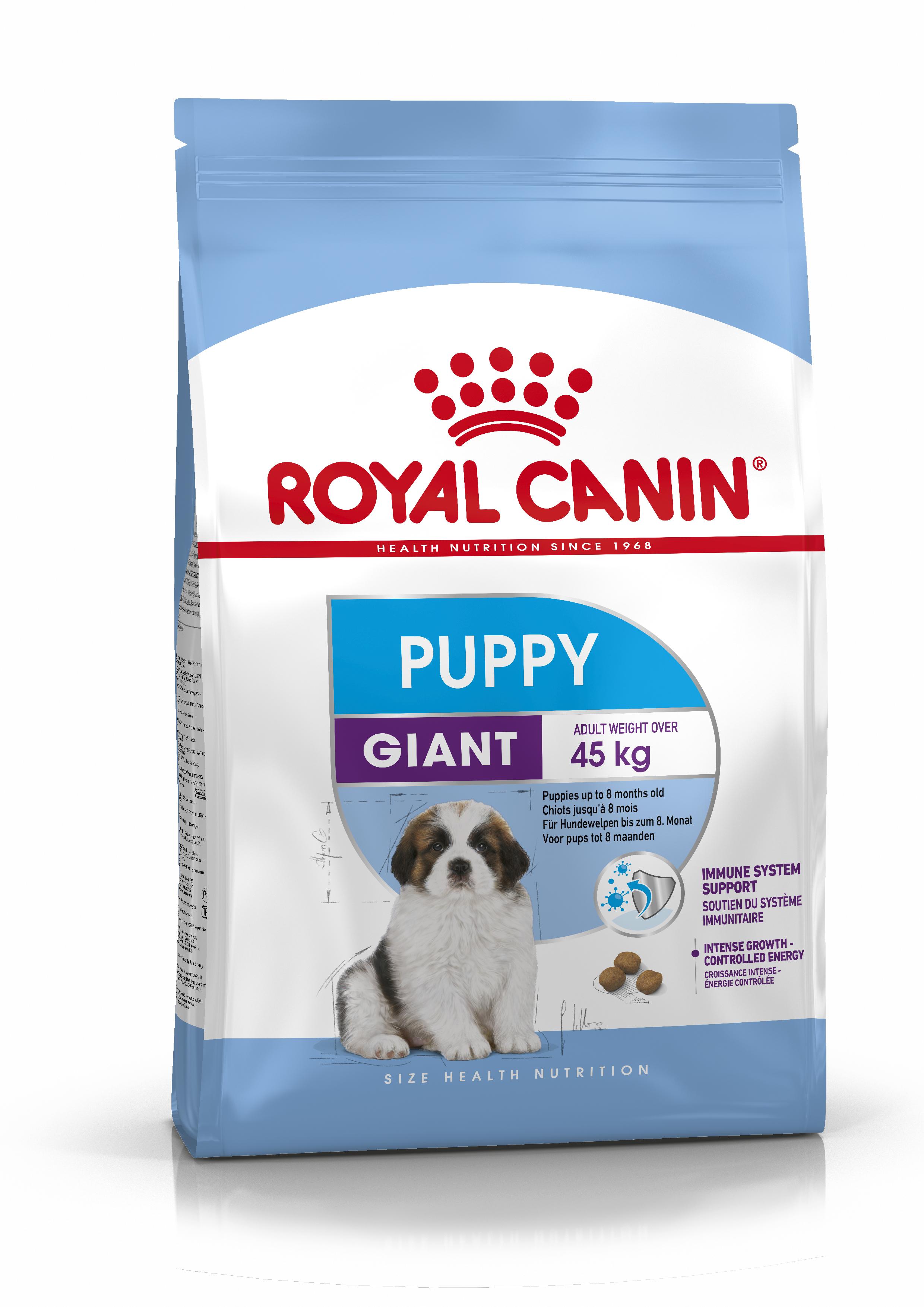 Giant Puppy Torrfoder för hund