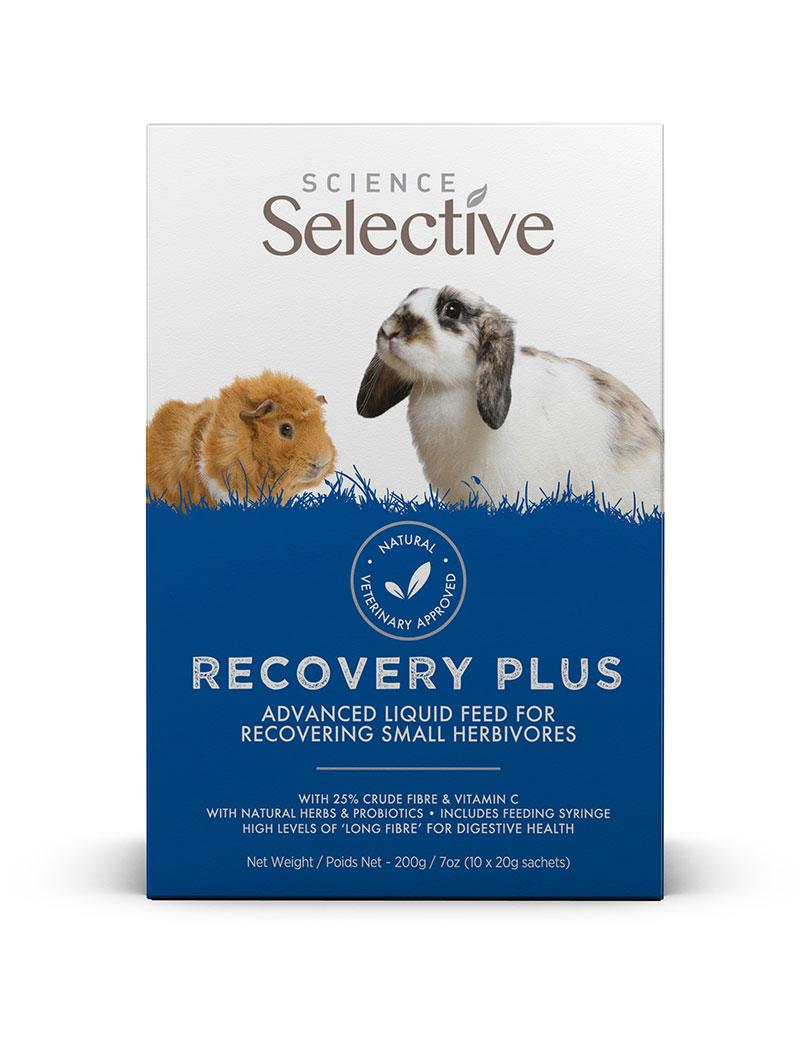 RecoveryPlus Sachet fodertillskott