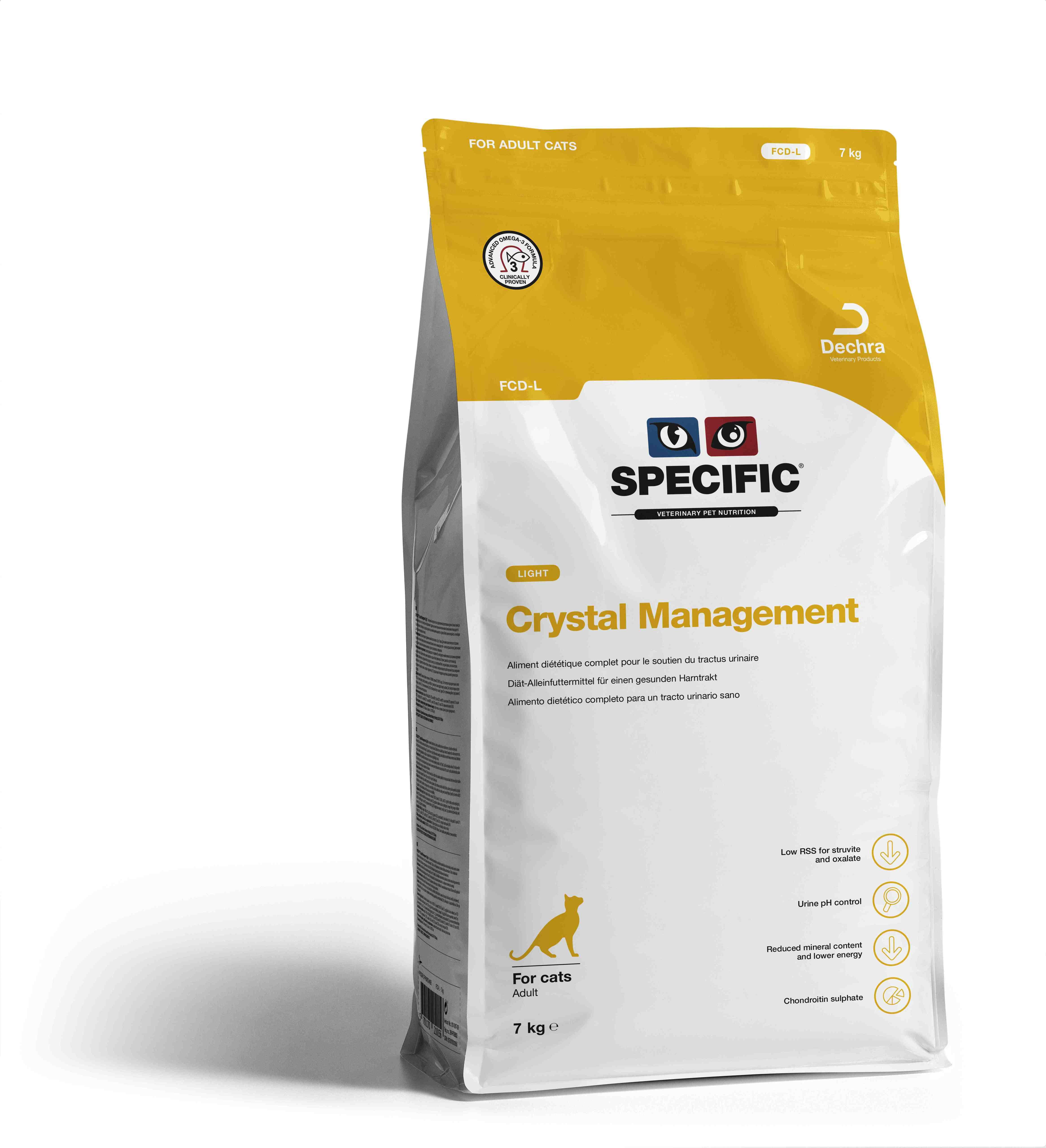 Crystal Management FCD-L - 7 kg