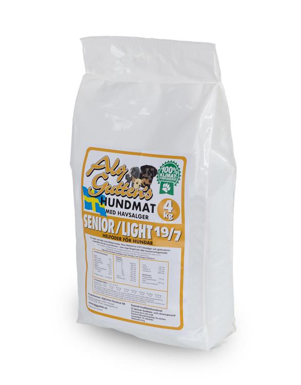 Senior Light 19/7 Hundfoder - 4 kg
