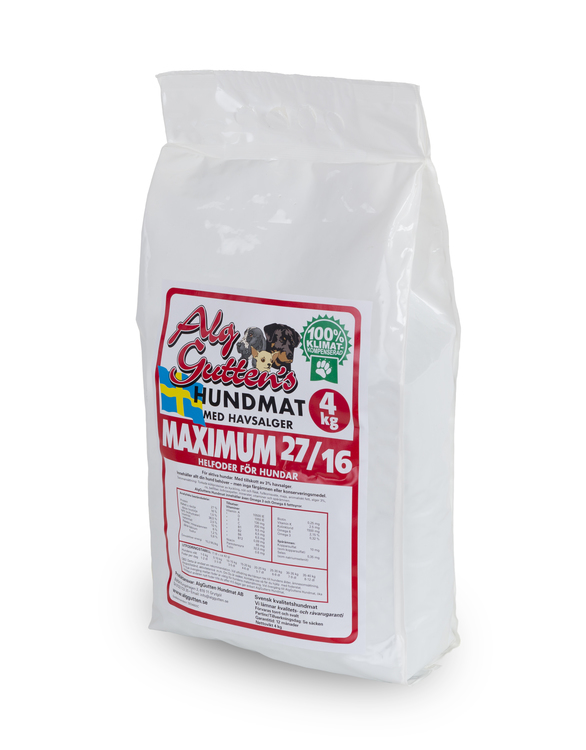 Maximum 27/16 Hundfoder - 4 kg