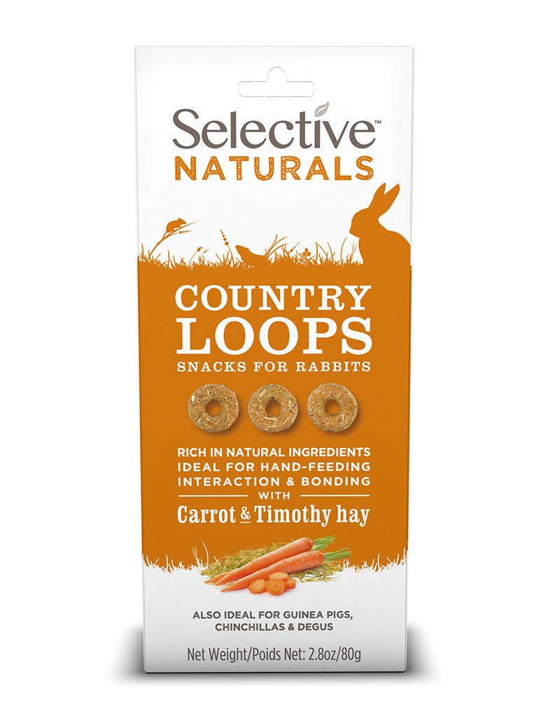 Country Loops Godis