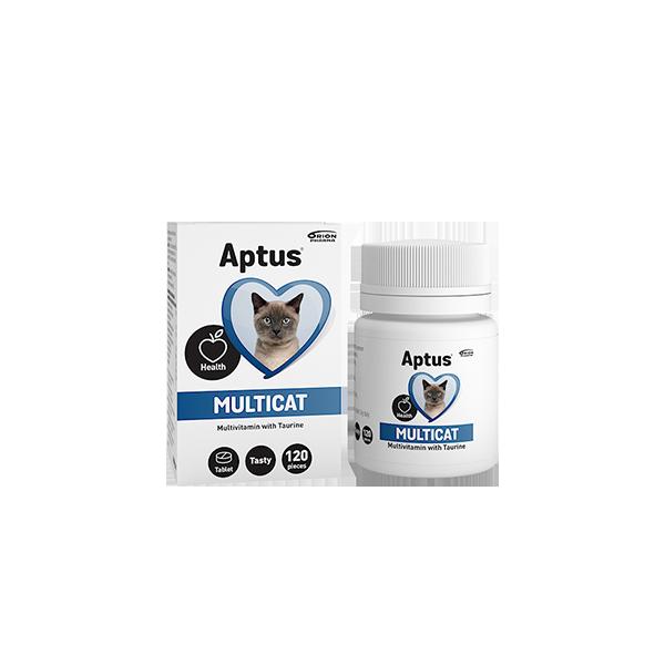 Multicat Tabletter Multivitamintillskott